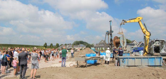 Timpaan en Scholtens starten bouw 37 gasloze woningen in Heerhugowaard