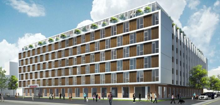 500 sociale huurwoningen erbij in Amsterdam Delflandpleinbuurt