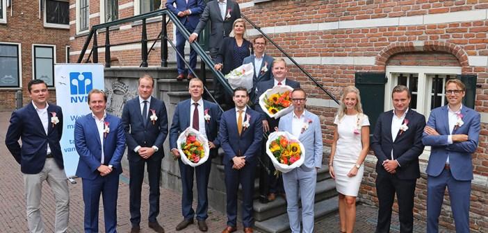 Nieuwe NVM makelaars en taxateurs augustus 2018