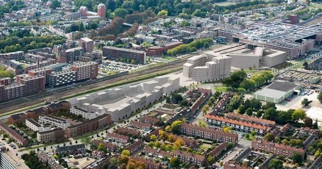 AM presenteert volgende fase binnenstedelijk plan de Drie Hoefijzers te Breda