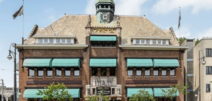Advocatenkantoor huurt ca. 425 m² in het rijksmonumentale Vesta gebouw