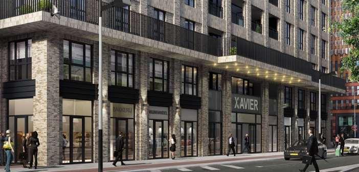 AM en BPD verkopen commerciële plint van Xavier aan IEF Real Estate Services