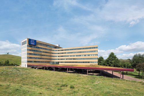 Boetiekkantoor HERT in Arnhem met 10.500 m² werkplezier open