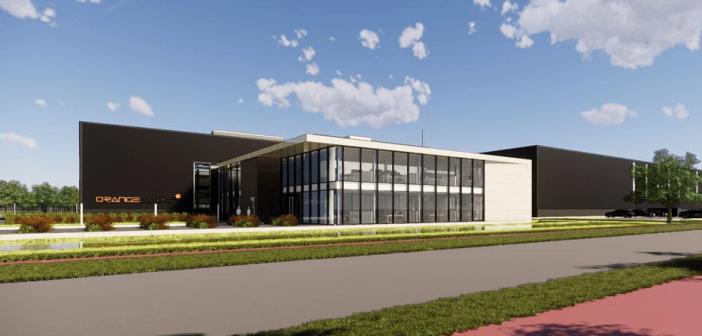 Bouw nieuwe huisvesting Orangeworks in Oss gestart