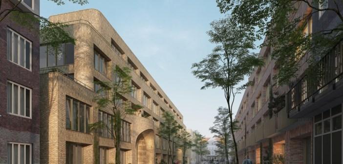 Heijmans verkoopt 20 nieuwbouw appartementen in Amsterdam