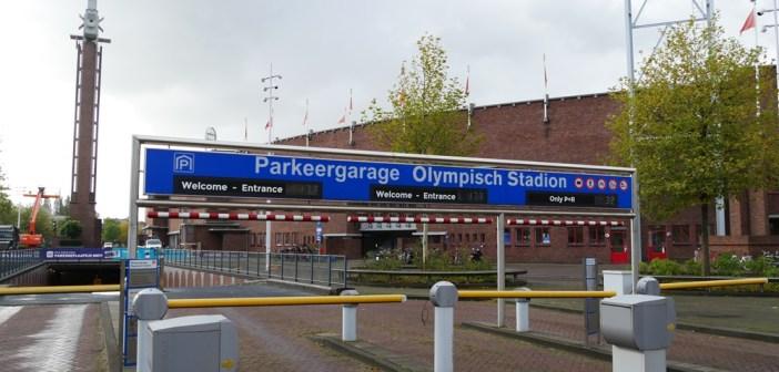 Interparking nieuwe beheerder van parkeergarage Olympisch Stadion in Amsterdam