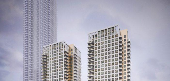 Realisatie De Zalmhaven in Rotterdam start deze maand
