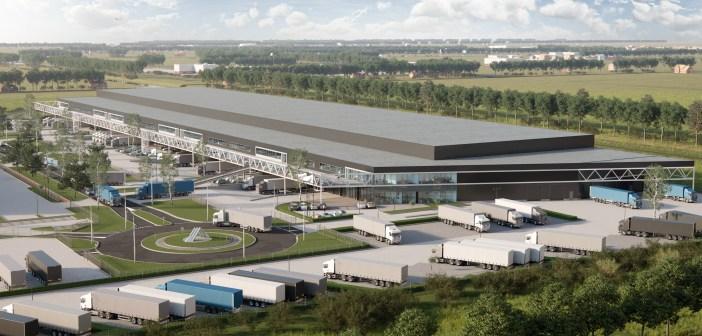 Rutges Cargo Europe en J.M. Logistics eerste huurder voor AMS Cargo Center II