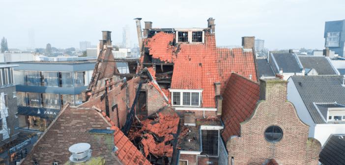 Syntrus Achmea geeft startsein voor wederopbouw monumentale winkelpanden Tilburg