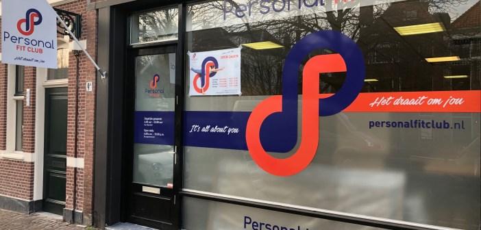 4e vestiging voor Personal Fit Club aan Haagse Hooikade