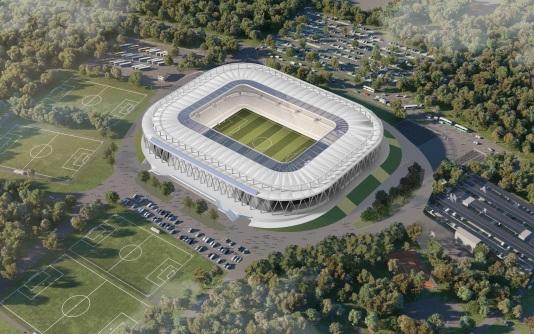 BAM verwerft stadionopdracht in Duitsland