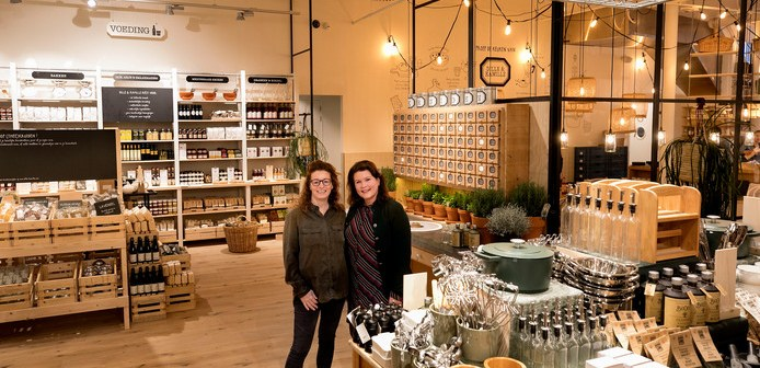 Dille & Kamille opent grootste winkel