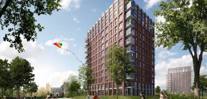 ERA Contour en Groosman winnen prijsvraag De Slotvrouwe in Heemskerk