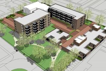 Nieuwbouwontwikkeling Hof van Hage in Breda van start