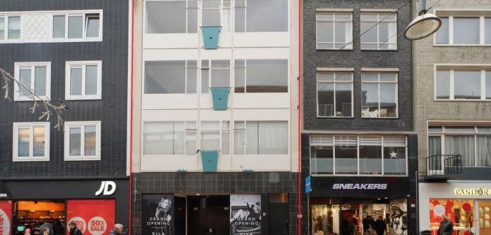 Private belegger koopt winkelpand met bovenwoningen in Nijmegen