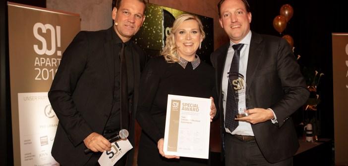 Toonaangevende Nederlandse serviced apartment provider wint twee So!Apart awards