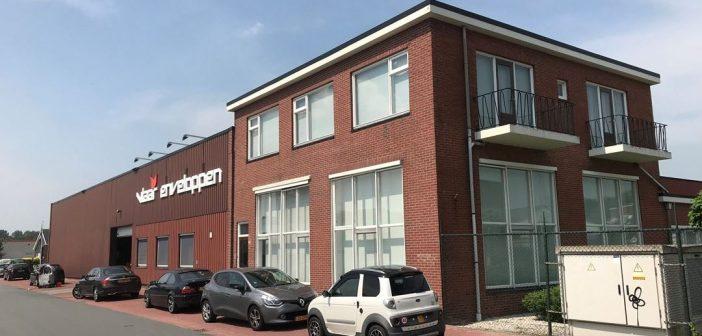 """Wigbold houthandel verhuist naar industrieterrein """"De Hoogte"""" in Groningen"""