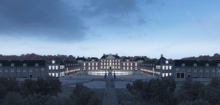 BAM realiseert uitbreiding van museum Paleis Het Loo in Apeldoorn