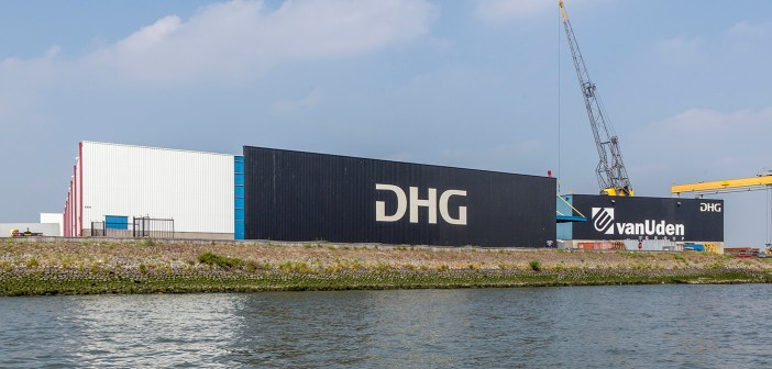 DHG verhuurt 8.292 m² in Schiedam aan BSR Van Uden Stevedoring