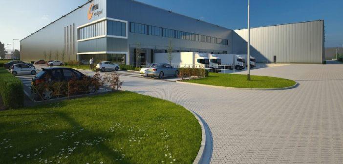 HVBM Vastgoed verhuurt distributiecentrum aan CEVA Logistics