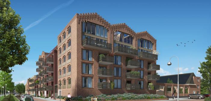 Syntrus Achmea verwerft 40 zeer energiezuinige woningen voor Pensioenfonds Slagersbedrijf in Hoofddorp