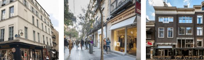 Vastned breidt core city assets portefeuille verder uit; Verhuurt Calle Serrano 36 in Madrid; Voordracht nieuwe commissaris en herbenoeming CEO
