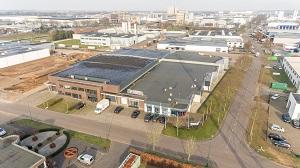 Vos Bulk Logistics Oss B.V. huurt extra bedrijfsruimte in Oss