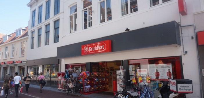 Miss Etam huurt nieuwe locatie aan de Haarlemmerstraat te Leiden