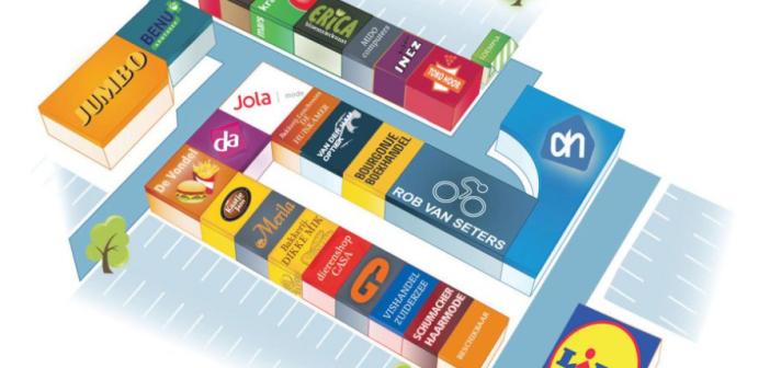 Winkelcentrum Zuiderhout in Oosterhout verkocht