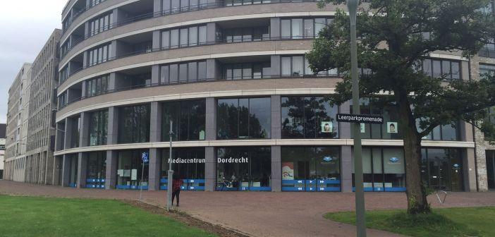 Woonbron verhuurt 1.400 m² op het Leerpark te Dordrecht