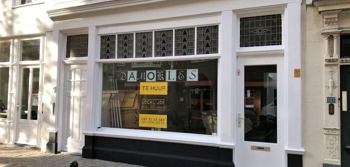 Dee Scissorhands naar nieuwe locatie in Den Haag