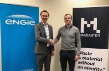ENGIE en Madaster gaan samen strijd tegen afval aan