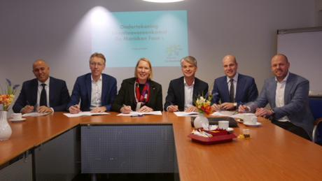 Intentieovereenkomst voor ontwikkeling De Maricken fase 2