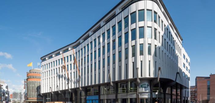 Stichting Cordaid huurt 1.900 m² in Sijthoff City