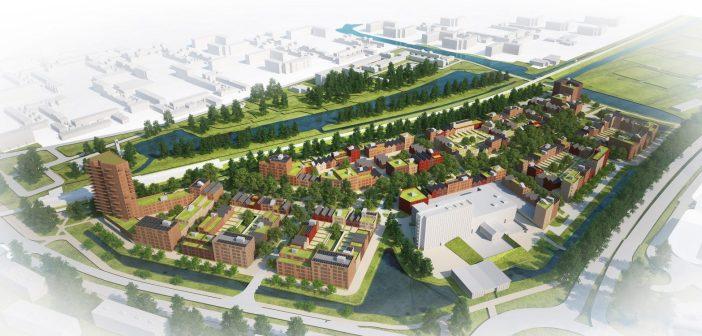 Timpaan, Ontwikkeladviseur en gemeente Zaanstad ondertekenen koopovereenkomst 380 woningen