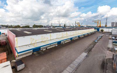 Boxxonwheels huurt circa 8.000 m² bedrijfsruimte in Schiedam