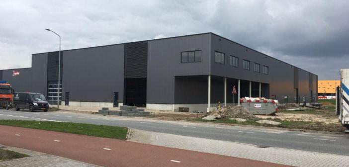 Ca. 2.000 m² bedrijfsruimte verhuurd in Heteren