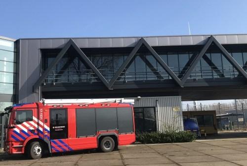 De Gezamenlijke Brandweer koopt complex in Europoort Rotterdam