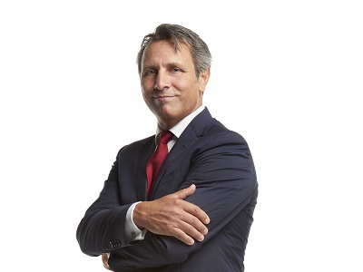 Frank Tierolff nieuwe voorzitter raad van bestuur Kadaster