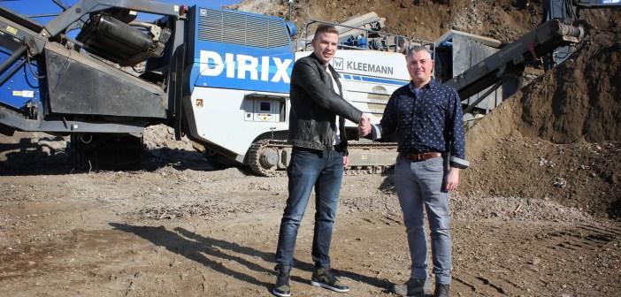 Partnership Dirix en Re Use Materials voor circulaire sloop