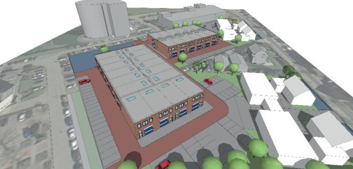 """Perceel grond verkocht voor ontwikkeling bedrijfsgebouwen """"De Mainport"""" te Schiphol-Rijk"""
