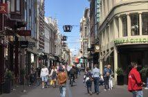 Profuomo strijkt neer aan het Noordeinde in Den Haag