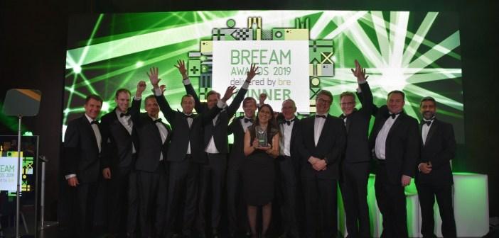 Unilever Global Foods Innovation Centre Wageningen tweemaal winnaar internationale BREEAM Awards