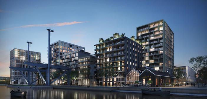 Woningfonds Syntrus Achmea breidt portefeuille uit met 163 woningen op eigen grond in centrum Amsterdam