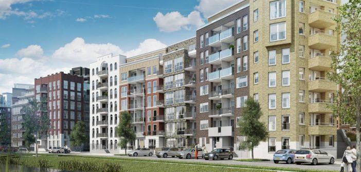 Amvest koopt ontwikkeling en appartementen Holland Park Diemen