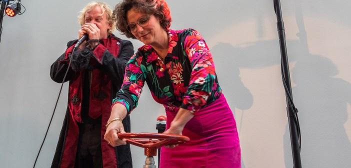 Bouw Stadswerf op Oostenburg Amsterdam symbolisch gestart
