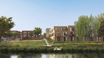 Bouwinvest koopt 316 woningen in Delft