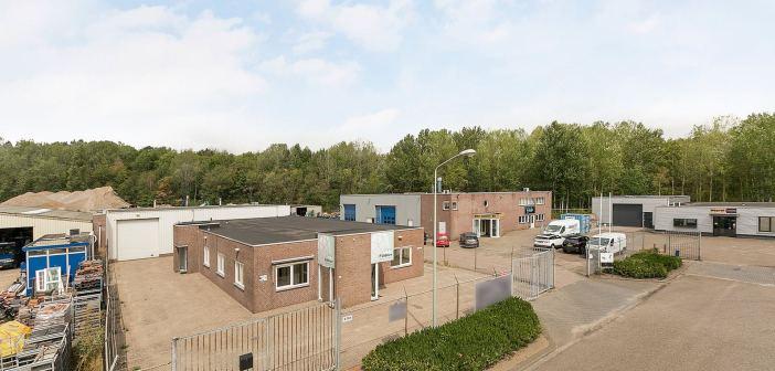Civiel bouwbedrijf koopt 600 m² bedrijfsruimte