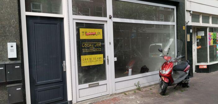 DeCup Coffee huurt Weimarstraat 127 Den Haag