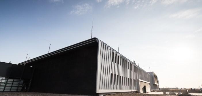 F-35 kantoor- en lesgebouw klaar op Leeuwarden en werkzaamheden gestart op Volkel